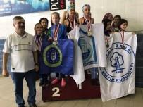 YILDIRIM BELEDİYESİ - Yıldırımlı Yüzücülerden Bursa Şampiyonluğu