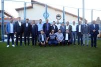 İMAM GAZALİ - Adana Demirspor'da Görev Dağılımı Yapıldı