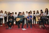 NENE HATUN - Afgan Öğrenciler Türkçe, Türk Öğrenciler Afgan Şarkıları Söyledi