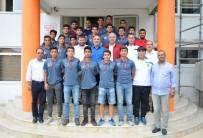 MEHMET GÜLER - Alanya U16 Takımına Çavuşoğlu'dan Altın Ödülü
