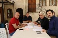TOPLUM MERKEZİ - Alman Uluslararası İşbirliği Kurumu  İle Belediye Arasında Anlaşma İmzalandı