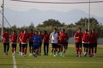 AVRUPA KUPASI - Antalyaspor, Gaziantepspor Maçının Hazırlıklarını Tamamladı