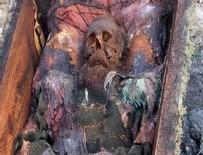 SIBIRYA - Ardahan'daki tabutun içindeki ceset kime ait?