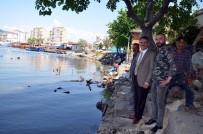 ARABA LASTİĞİ - Balıkçı Barınağı Yenileniyor