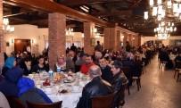 Başkan Tiryaki, Altındağlılarla İftar Sofrasında Buluştu