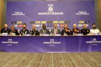 VOLEYBOL FEDERASYONU - Başkent'te Voleybol Dünya Ligi Heyecanı