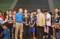 RECEP YAZıCıOĞLU - Basketbolda Şampiyonlar Kupalarını Aldı