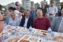 MERCIMEK ÇORBASı - Baykal, Muratpaşa'nın İftar Programına Katıldı