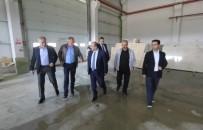 Belediye Başkanları Birliği Genel Başkanı Keleş Bayburt'ta