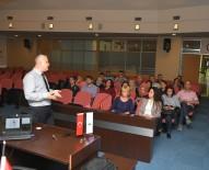 ŞIŞMANLıK - Belediye Personeline Obezite Eğitimi