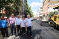 KARAKÖPRÜ - Büyükşehir Eyyübiye'de Yolları Güçlendiriyor
