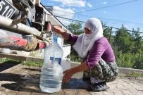 YAŞAR ÖZTÜRK - Çaytepe Köyünde Su Sorunu