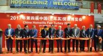 ELEKTRONİK EŞYA - Çin Ürünleri Fuarı, İstanbul'da 3'Üncü Kez Kapılarını Açtı