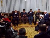 TAZİYE ZİYARETİ - Cumhurbaşkanı Erdoğan'dan şehit tümgeneralin ailesine taziye ziyareti
