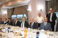 AHMET ALTIPARMAK - Denizli Protokolü Ahıska Türkleri, Türkmenler Ve Suriyelilerle İftarda Buluştu