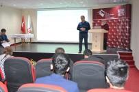 ÖFKE KONTROLÜ - Devlet Korumasındaki Gençlere 'İş Hayatına Uyum' Semineri
