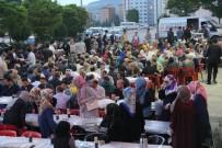 EĞITIM BIR SEN - Diriliş Der'den Kilis'te İftar Yemeği