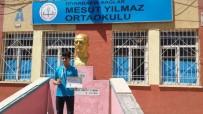 MESUT YILMAZ - Diyarbakırlı Karateciden Türkiye İkinciliği