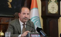 TÜRKIYE BELEDIYELER BIRLIĞI - Edirne Belediye Meclisi Haziran Ayı Olağan Toplantısı Gerçekleştirildi