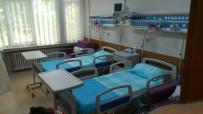 BAKIM MERKEZİ - Edremit Devlet Hastanesi Palyatif Bakım Merkezi Açıldı