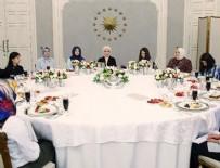 FATMA BETÜL SAYAN KAYA - Emine Erdoğan'dan, devlet koruması altındaki çocuk ve gençlere iftar