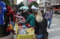 PLAY OFF - Final Maçı Öncesi Taraftardan Eskişehirspor Ürünlerine Yoğun İlgi