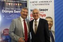 REHBER ÖĞRETMEN - GAÜ'den Antalya'da Üniversite Adaylarına 'Başarıya Doğru' Semineri