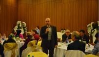 AHMET ÖZEN - Gediz Belediyesinden Personele İftar Yemeği