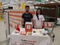 ADNAN MENDERES ÜNIVERSITESI - İhtiyaç Sahipleri Türk Kızılayı İle Sevinecek