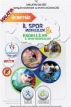 ENGELLİ ÇOCUK - İl Spor Merkezleri Açılıyor