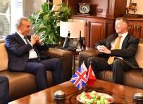 AZIZ KOCAOĞLU - İngiliz Büyükelçi'den İzmir'e Fitch Övgüsü