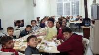 ATATÜRK İLKOKULU - İzci Minikler İftar Yemeğinde Buluştu
