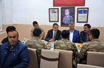 Kaymakam Akkoyun, Asker Ve Güvenlik Korucularıyla İftar Yaptı