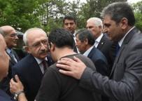 ADNAN KESKİN - Kılıçdaroğlu'ndan Şehit Tümgeneral Aydoğan Aydın'ın Ailesine Taziye Ziyareti