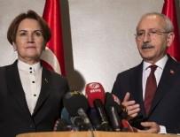 LALE KARABıYıK - Kılıçdaroğlu ve Akşener iftarda bir araya geldi