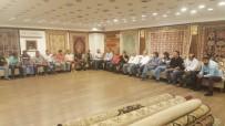 ORIENT - KUTO Başkan Akdoğan Çarşı Esnafını Ziyaret Etti
