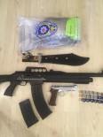 ÖLÜM TEHLİKESİ - Marmaris'te 'Skunk' Operasyonu Açıklaması 5 Gözaltı
