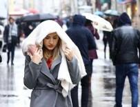 METEOROLOJI GENEL MÜDÜRLÜĞÜ - Meteoroloji'den İstanbul için kuvvetli yağış uyarısı
