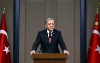 TAZİYE MESAJI - Erdoğan'dan taziye mesajı
