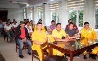 İŞ SAĞLIĞI - Muğla'da Mevsimlik Orman İşçilere İş Başı Eğitimi