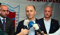 TRABZONSPOR BAŞKANı - Muharrem Usta Açıklaması 'Bursaspor Maçında Trabzonspor, Elinden Gelenin En İyisini Yapmaya Çalışacak'