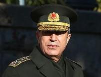 BÜLENT BOSTANOĞLU - Org. Hulusi Akar, Şırnak'ta askerlere seslendi