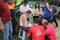 ENGELLİ GENÇ - Ormanda Aranan Genç Parkta Bulundu