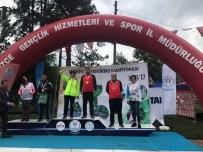YÖRÜKLER - Osmangazi, Türkiye Oryantiring Şampiyonu Oldu
