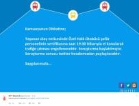 OTOBÜS ŞOFÖRÜ - Otobüs Şoförü, Bebekli Kadın Yolcunun Üzerine Yürüdü