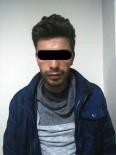 HIRSIZLIK ZANLISI - Polise Direnen Hırsızlık Zanlısı Gözaltına Alındı
