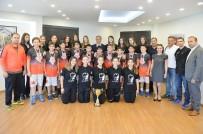 DUBAI - Şampiyonlar Muratpaşa'da