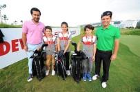 BAHÇEŞEHIR - Samsun Golf Kulübü'nden 10 Ayda 5 Altın Madalya
