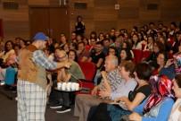 GENEL SANAT YÖNETMENİ - Şehir Tiyatrosunda Kahkaha Tufanı