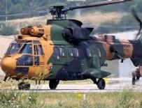 Şırnak'ta kaza yapan helikopter modeli Türkiye'de üç kez düştü
